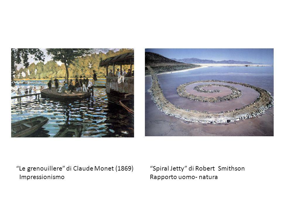 Le grenouillere di Claude Monet (1869)