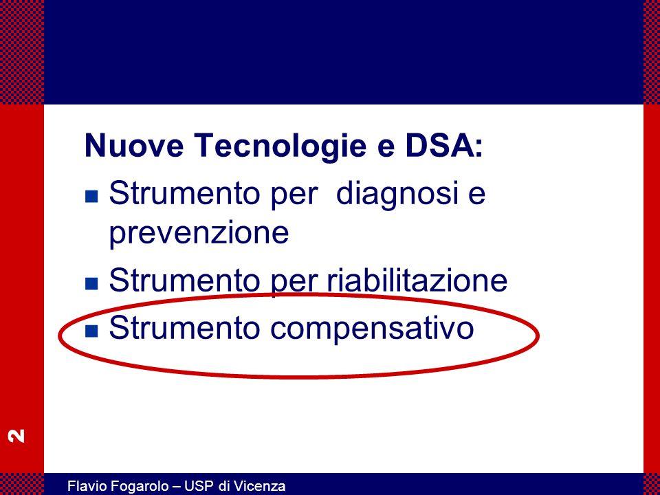 Nuove Tecnologie e DSA: