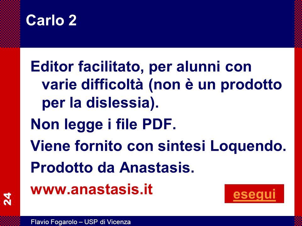 Viene fornito con sintesi Loquendo. Prodotto da Anastasis.