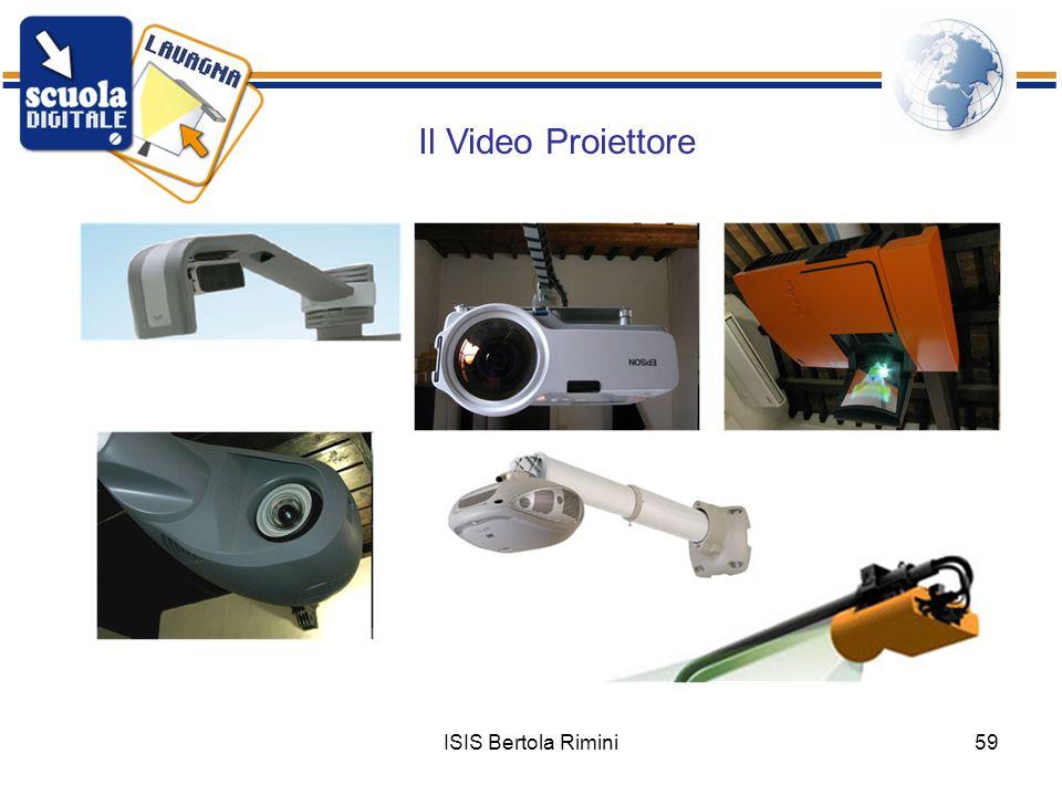 bertola Il Video Proiettore ISIS Bertola Rimini Menghi
