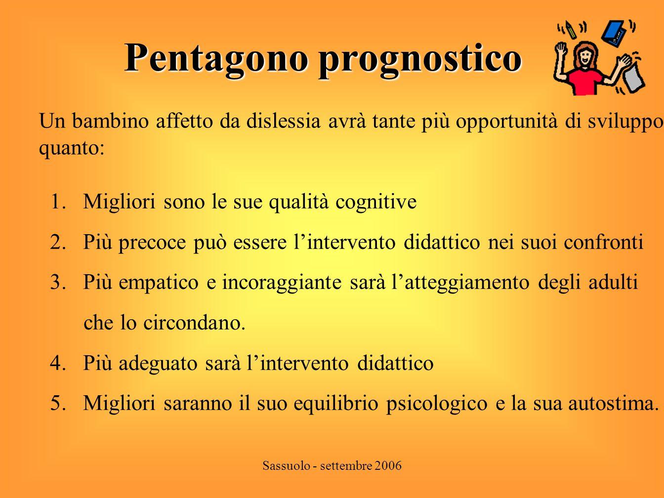 Pentagono prognostico