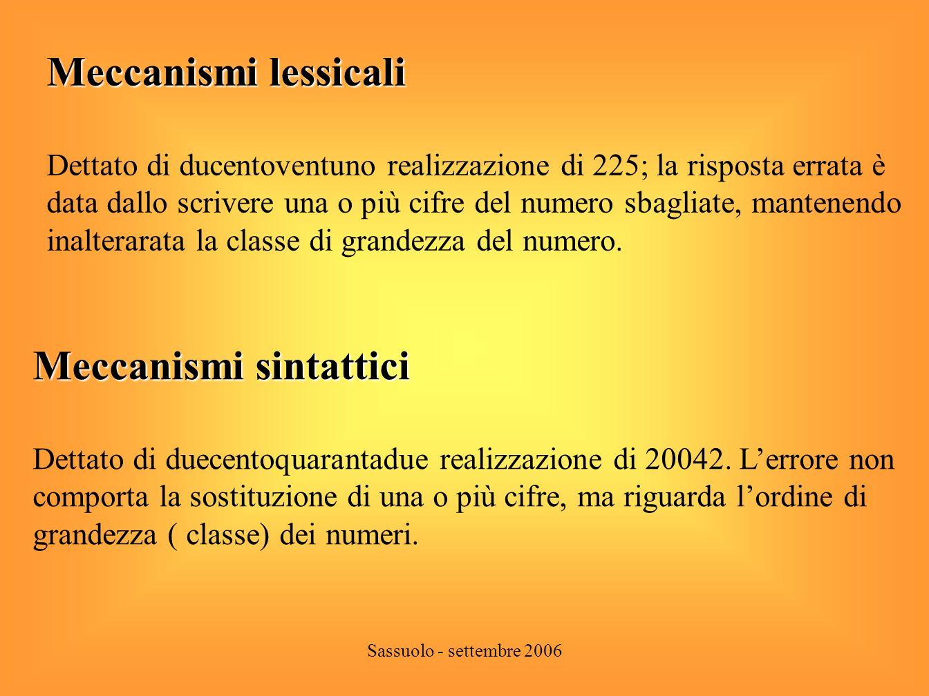 Meccanismi sintattici