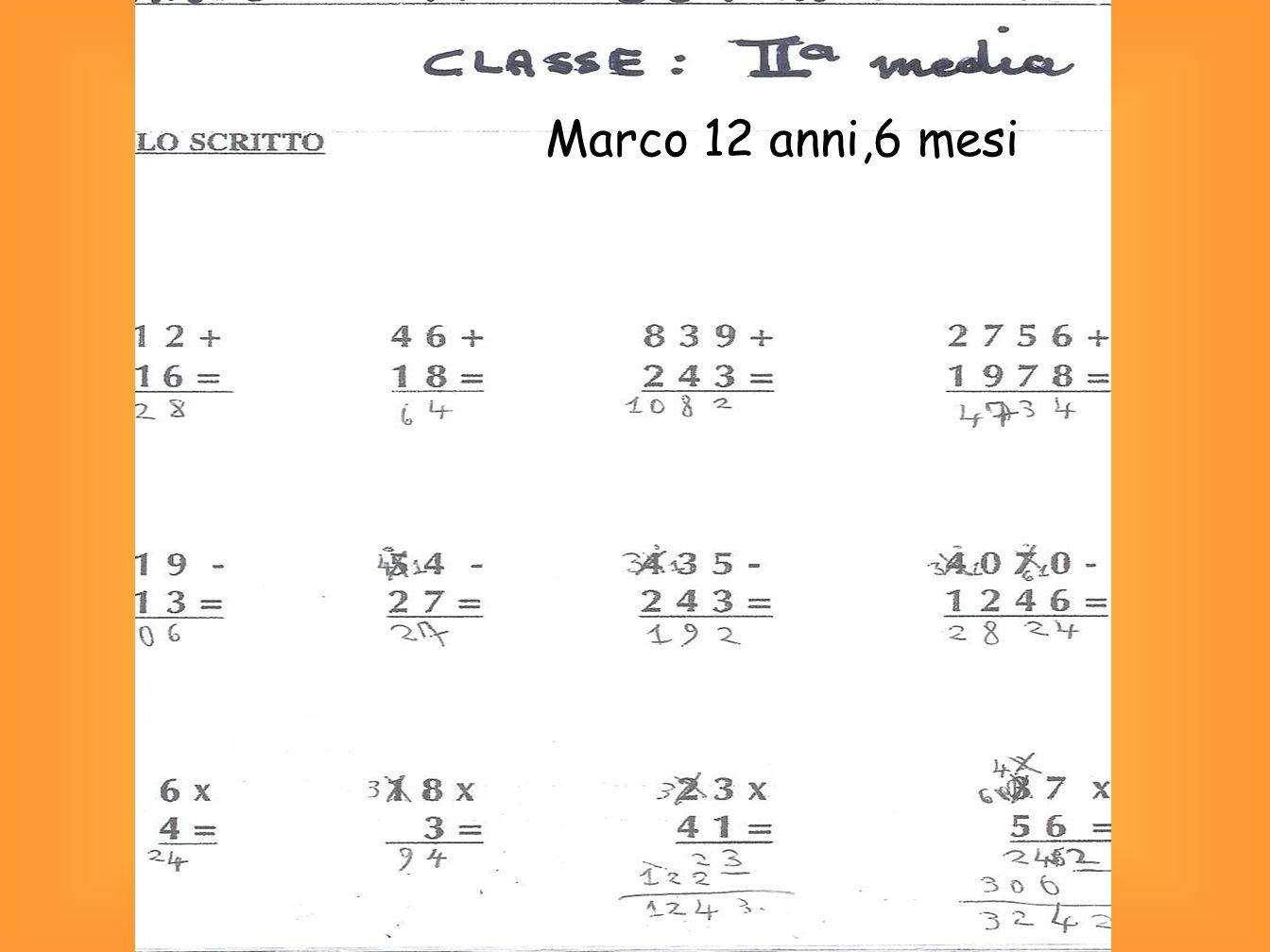 Marco 12 anni,6 mesi Sassuolo - settembre 2006