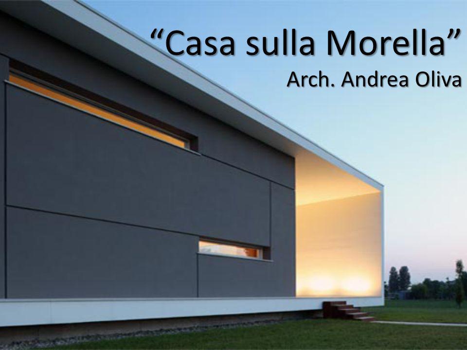 Casa sulla Morella Arch. Andrea Oliva