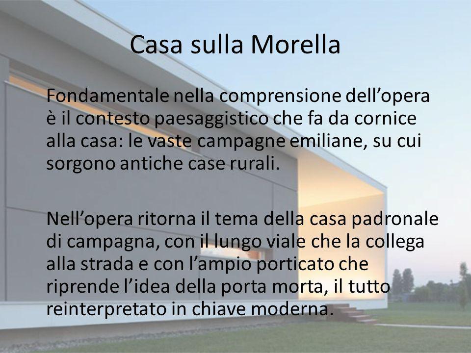 Casa sulla Morella