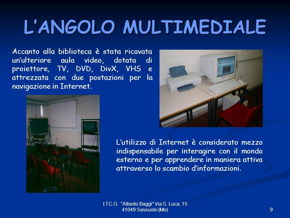 L'ANGOLO MULTIMEDIALE