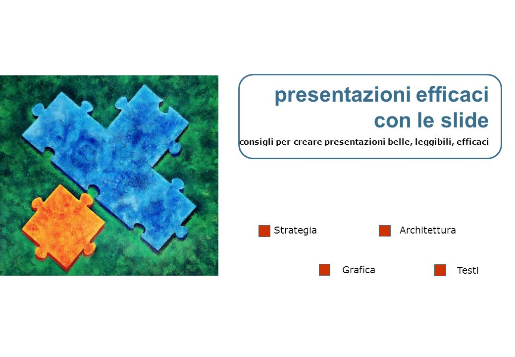 presentazioni efficaci con le slide