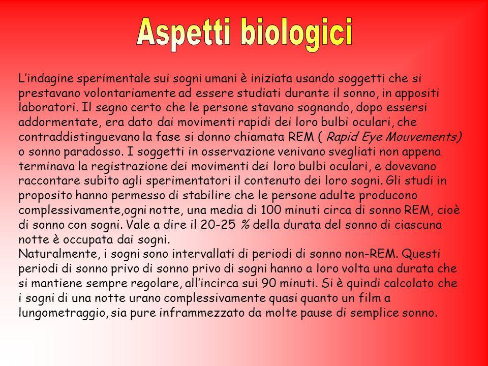 Aspetti biologici