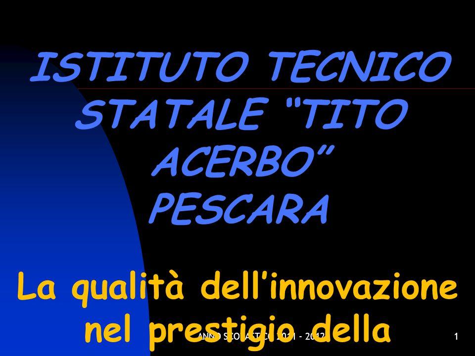 ISTITUTO TECNICO STATALE TITO ACERBO PESCARA