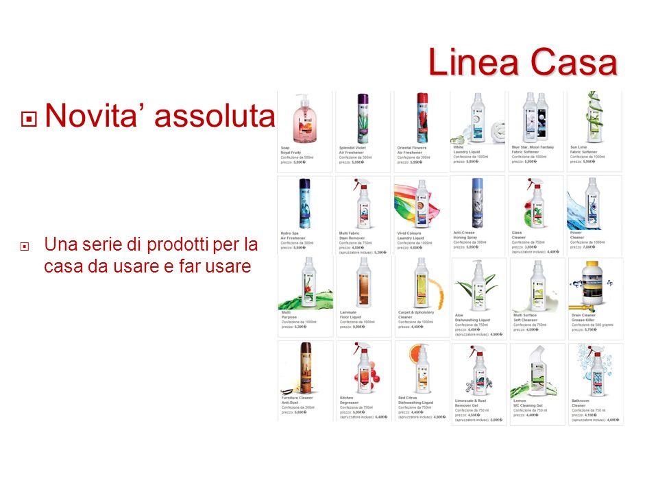 Linea Casa Novita' assoluta!!