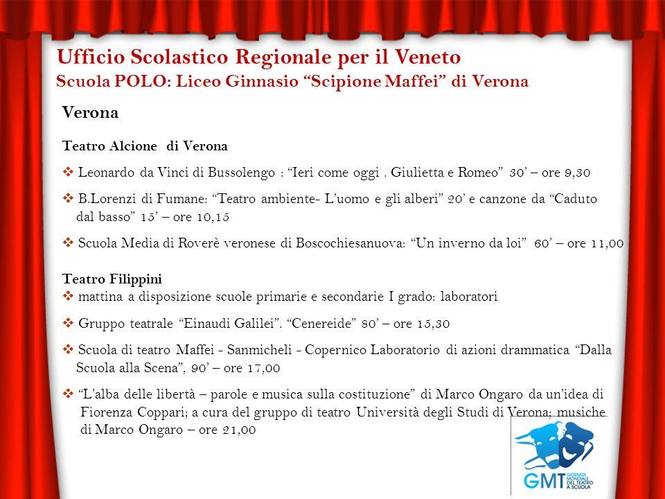 Ufficio Scolastico Regionale per il Veneto