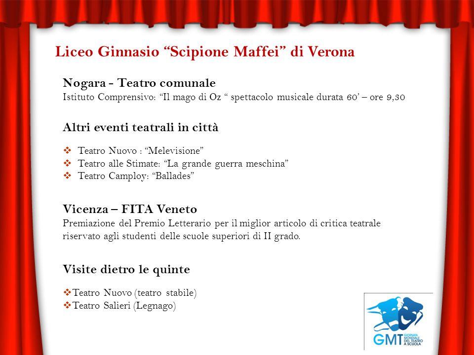 Liceo Ginnasio Scipione Maffei di Verona
