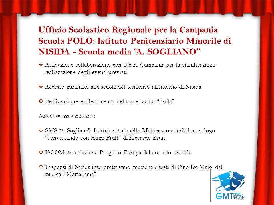 Ufficio Scolastico Regionale per la Campania
