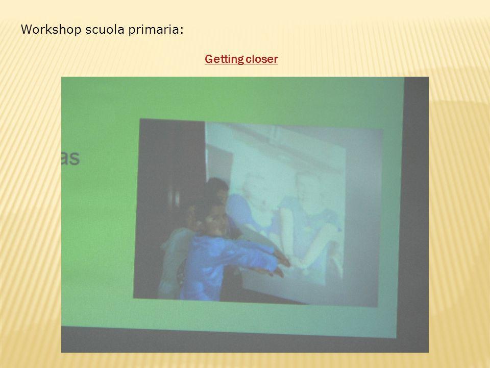 Workshop scuola primaria: