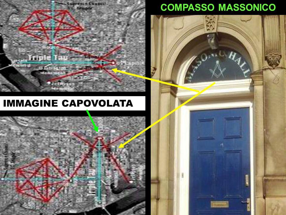 COMPASSO MASSONICO IMMAGINE CAPOVOLATA