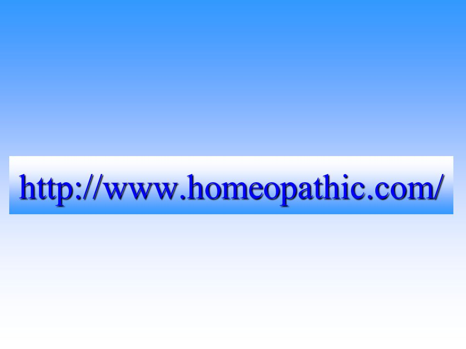 http://www.homeopathic.com/