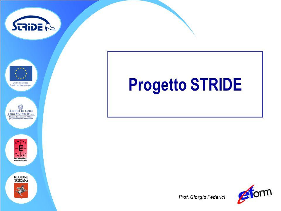 Progetto STRIDE