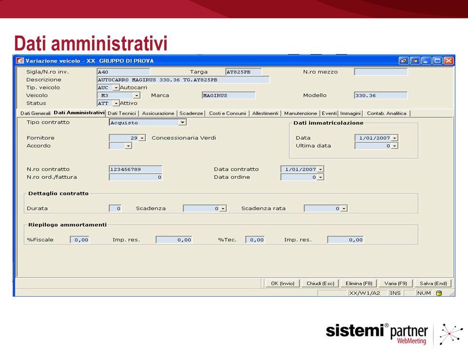 Dati amministrativi 14