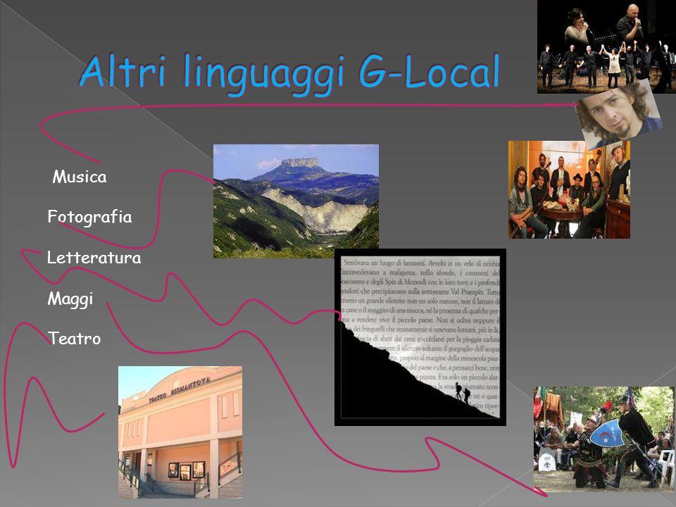 Altri linguaggi G-Local