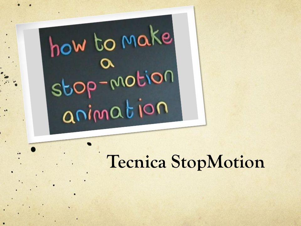 Tecnica StopMotion