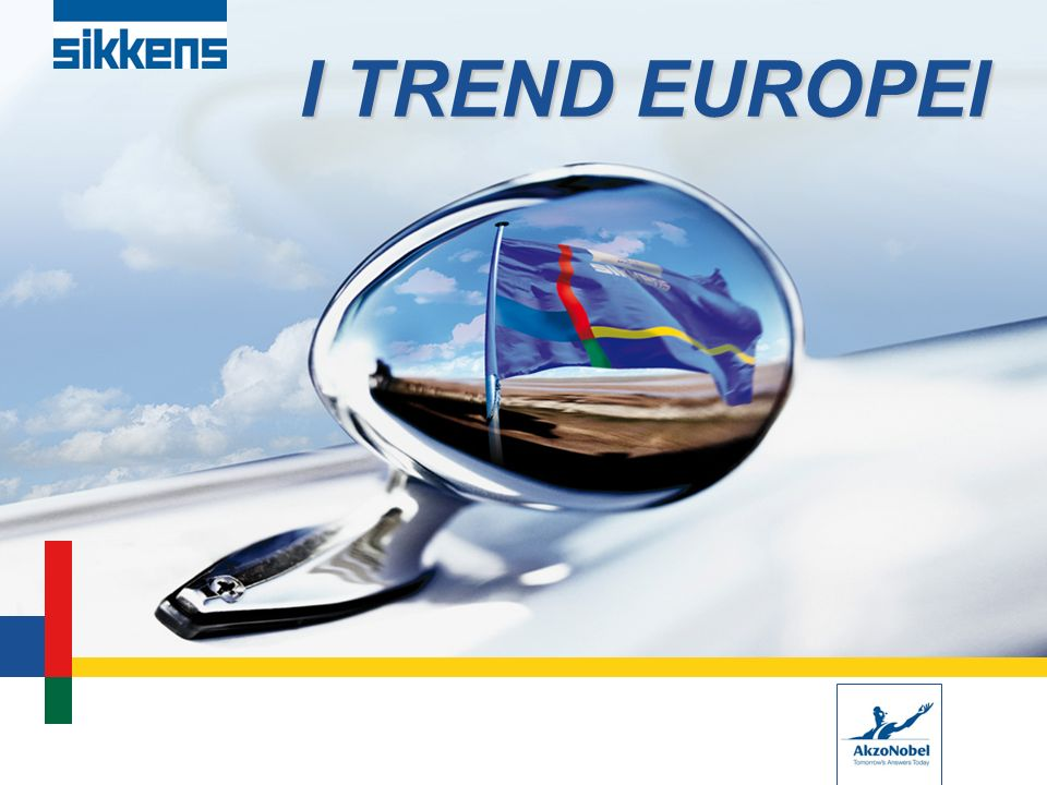 I TREND EUROPEI