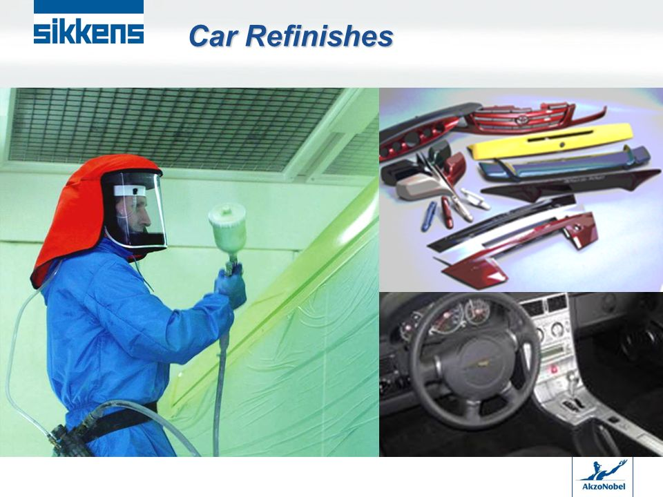 Car Refinishes