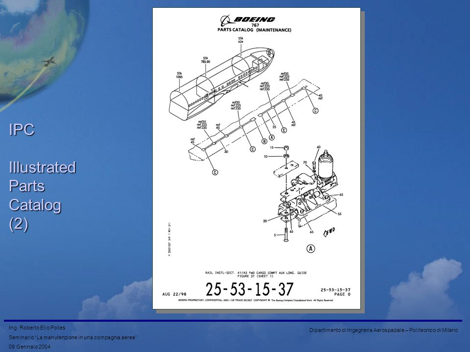 IPC Illustrated Parts Catalog (2)