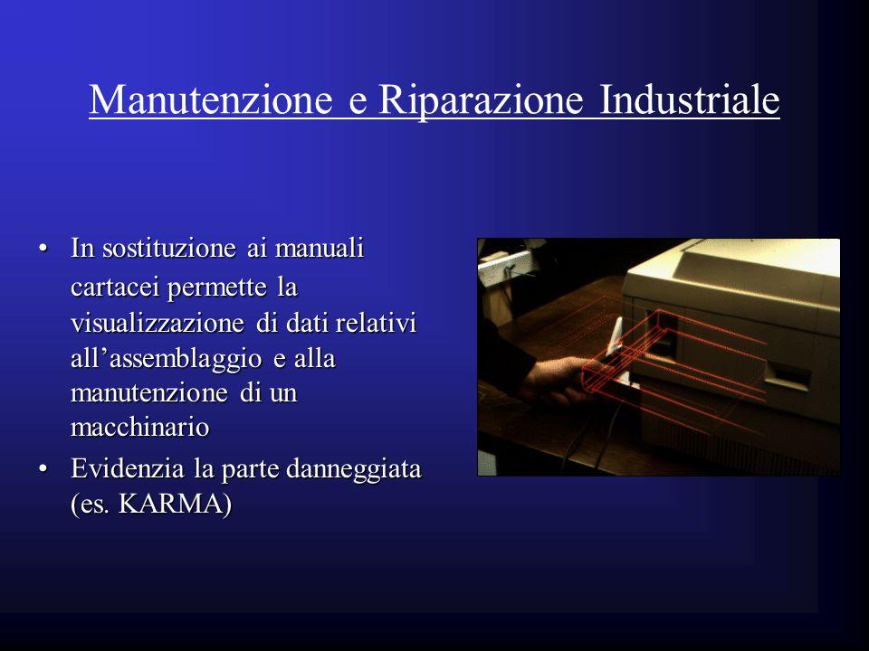 Manutenzione e Riparazione Industriale