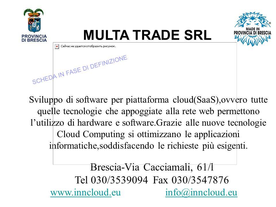 Brescia-Via Cacciamali, 61/l