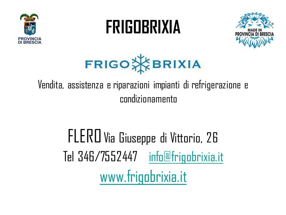 FLERO Via Giuseppe di Vittorio, 26
