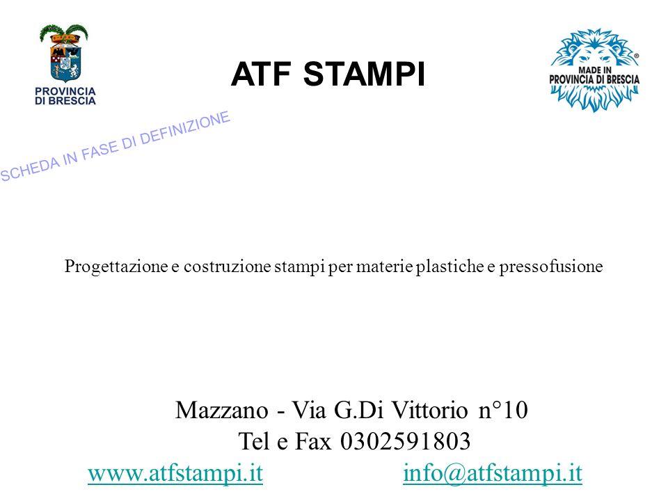 Mazzano - Via G.Di Vittorio n°10