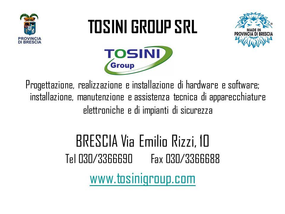 BRESCIA Via Emilio Rizzi, 10