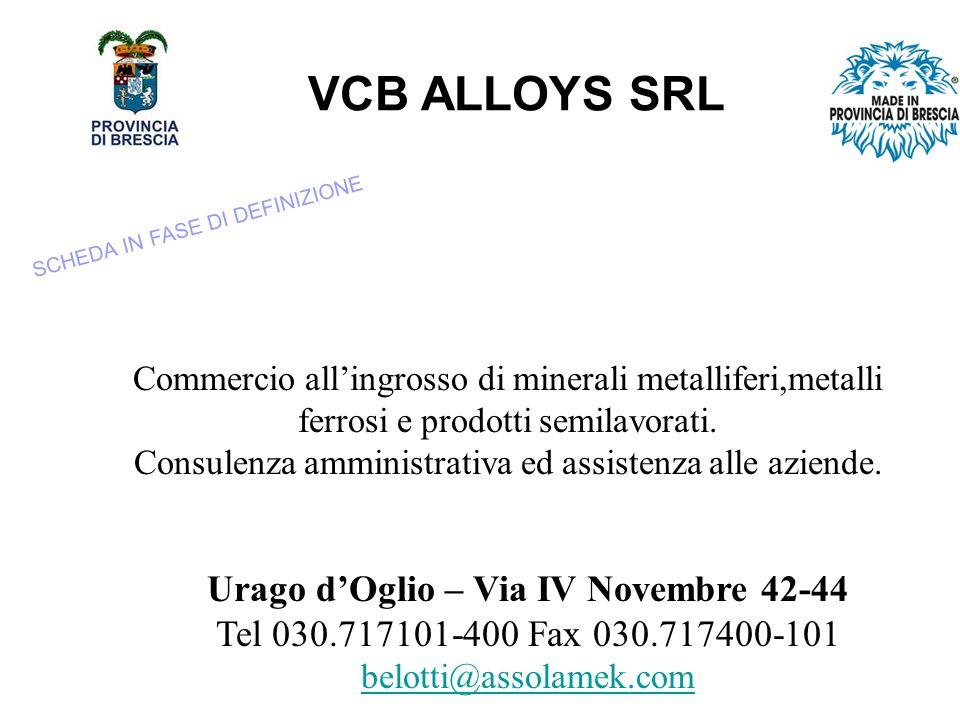 Urago d'Oglio – Via IV Novembre 42-44