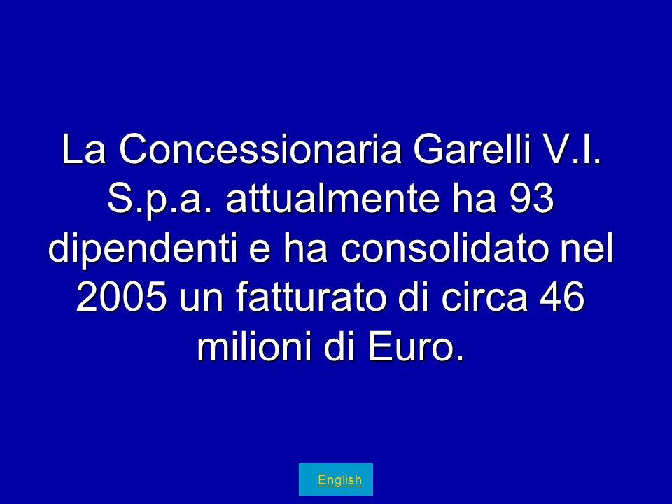 La Concessionaria Garelli V. I. S. p. a