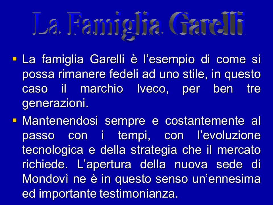 La Famiglia Garelli