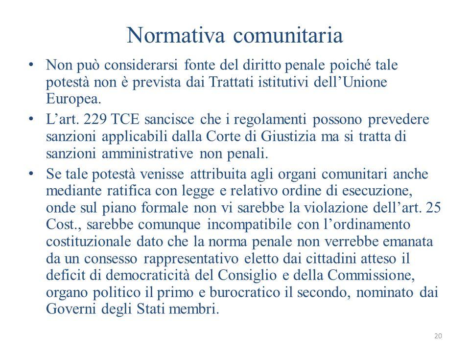 Normativa comunitaria