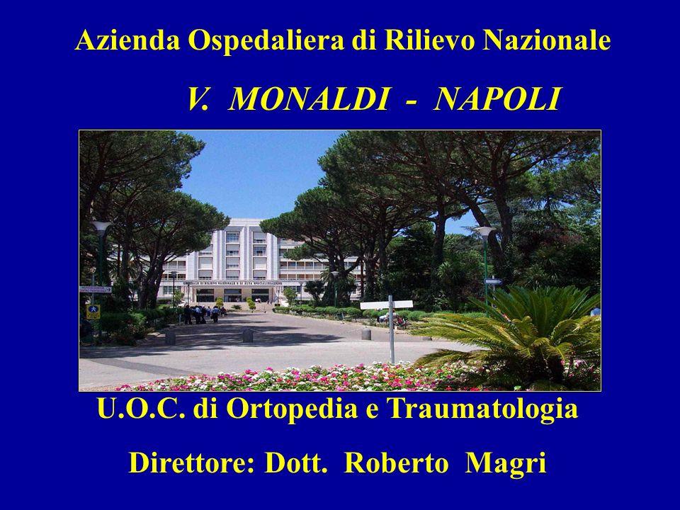 V. MONALDI - NAPOLI Azienda Ospedaliera di Rilievo Nazionale