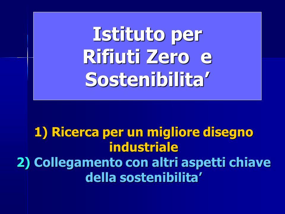 Istituto per Rifiuti Zero e Sostenibilita'