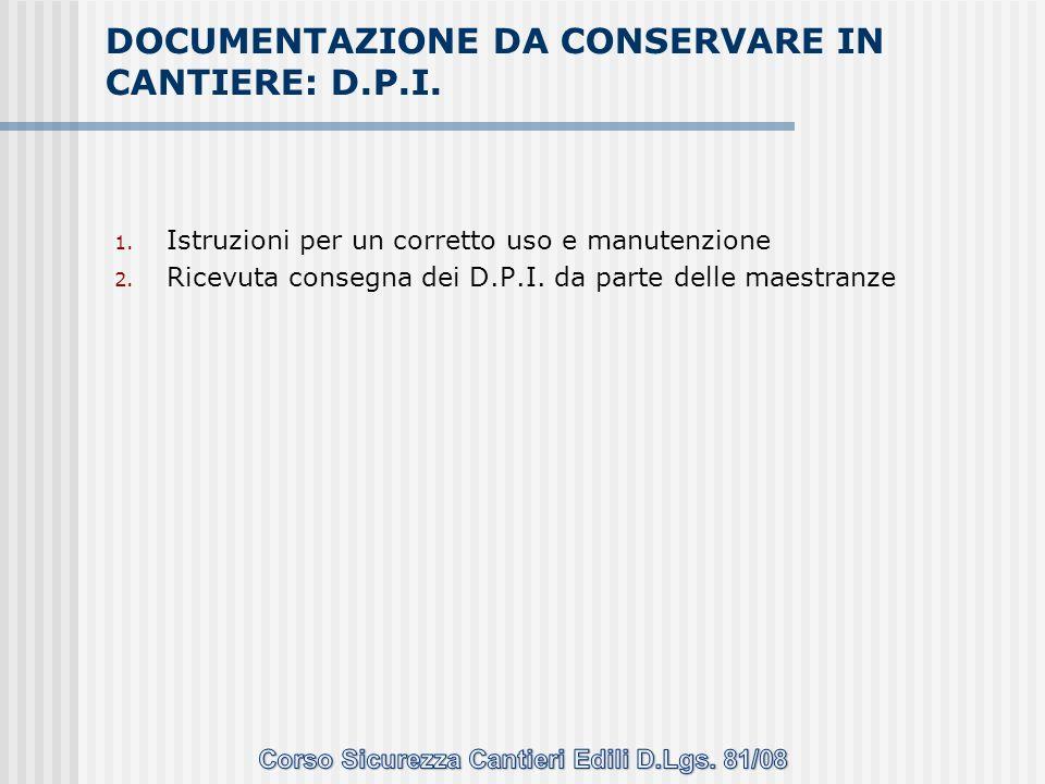 Corso Sicurezza Cantieri Edili D.Lgs. 81/08