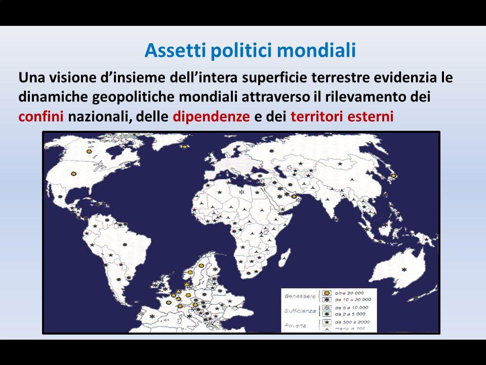 Assetti politici mondiali
