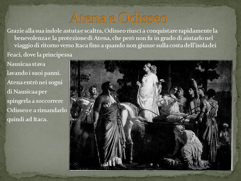 Atena e Odisseo