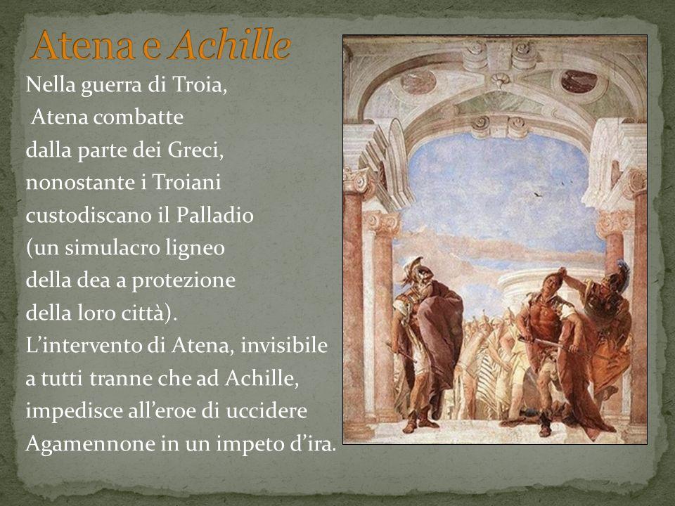 Atena e Achille