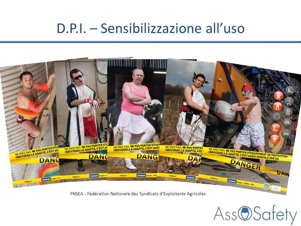D.P.I. – Sensibilizzazione all'uso