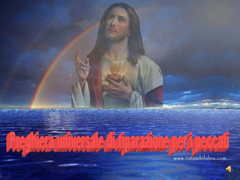 Preghiera universale di riparazione per i peccati