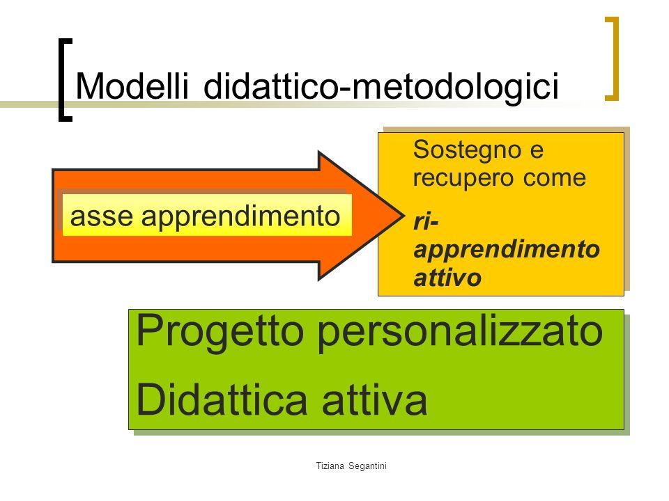Modelli didattico-metodologici