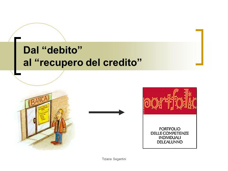 Dal debito al recupero del credito