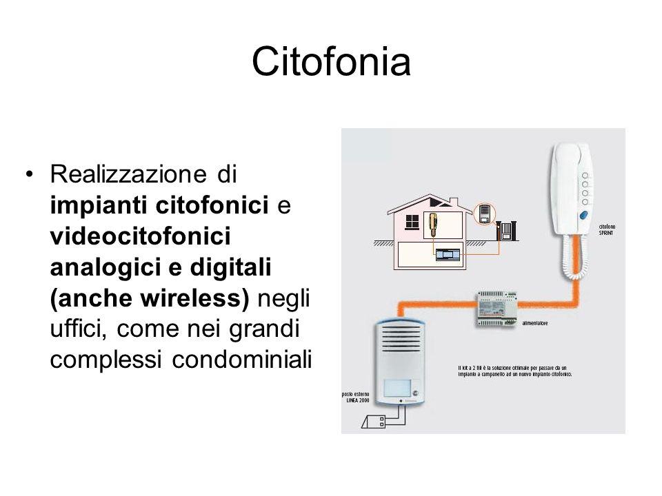 Citofonia