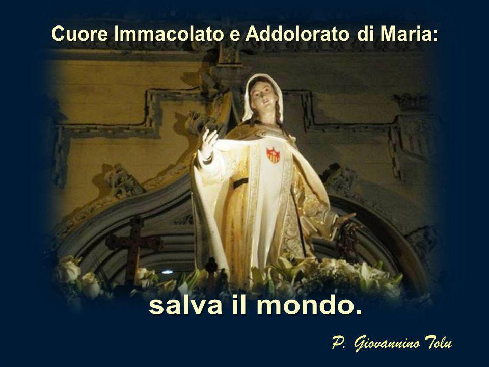 Cuore Immacolato e Addolorato di Maria: