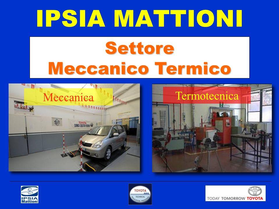 Settore Meccanico Termico