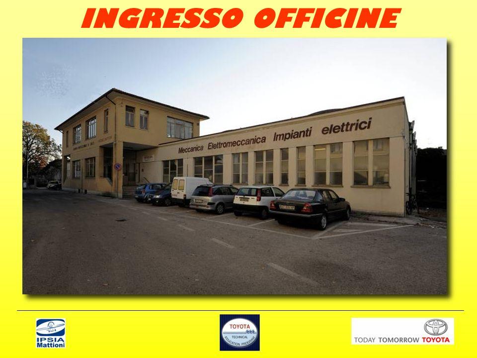 INGRESSO OFFICINE